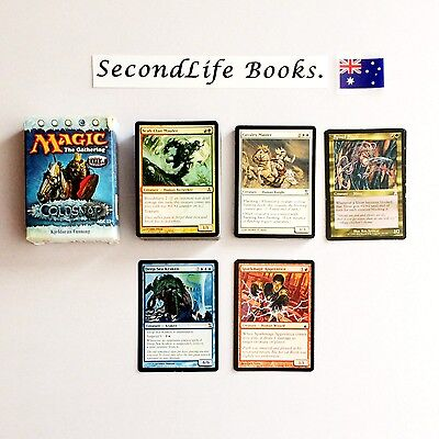 x100 MAGIC THE GATHERING Coldsnap Assorted Cards. Wizards Of The Coast (2006).