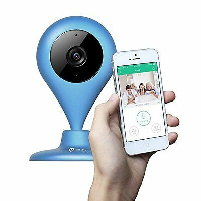 Wireless IP Camera Baby Monitor WiFi Security Video Remote Audio Night Vision
