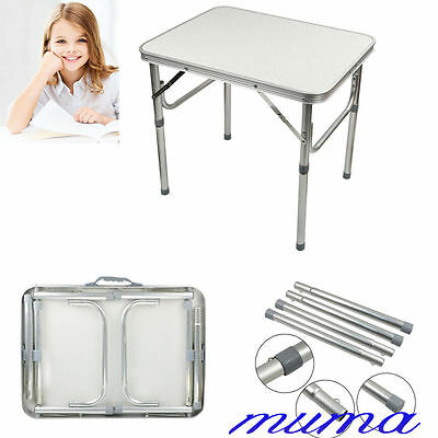 Portable Folding Camping Picnic Table Kitchen Outdoor Garden Party BBQ Aluminum