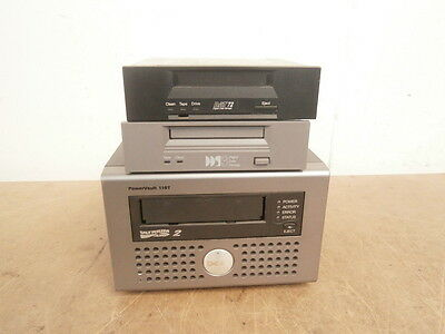 JOB LOT 3 x Dell HP C1537-00630 CD72LWH CL1002 DAT 72 SCSI Tape Drive *WORKING*