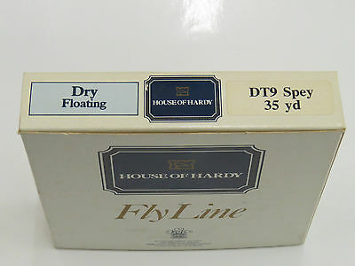 Hardy FlyLine Dry Floating DT9 Spey 35yd