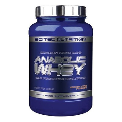 Anabolic Whey 900g Scitec Nutrition arome FRAISE