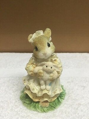 Enesco My Blushing Bunnies Figurine
