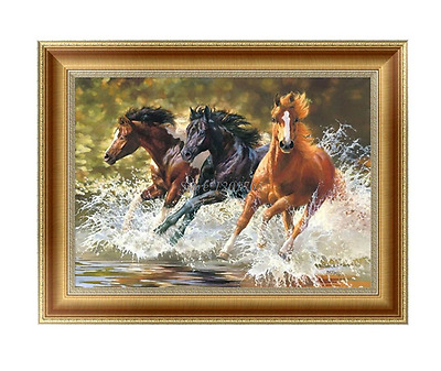 Horse 5D Diamond Painting Kit DIY Diamond Painting Cross Stitch