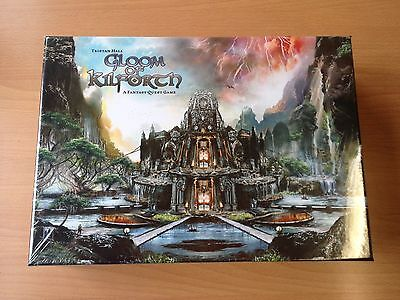 Gloom Of Kilforth Board Game - New in Shrink