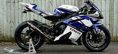 2010 yamaha r6 2co 13s exhaust full system decat race