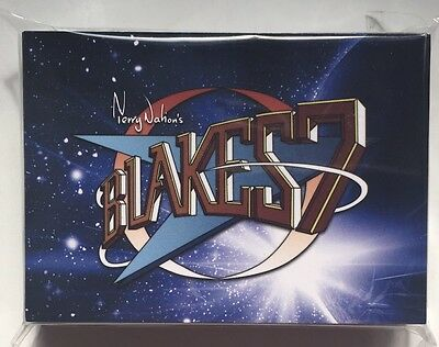 Blakes 7 Trading Card Series 1 Complete Base (Set 54 Cards) Blake's Seven