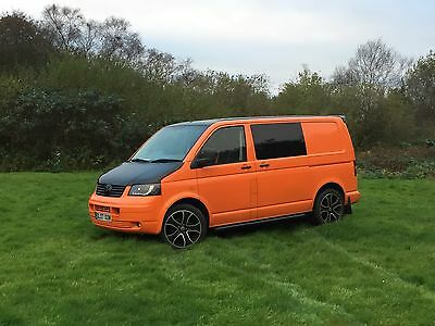 Vw transporter T5 2007 Day Van