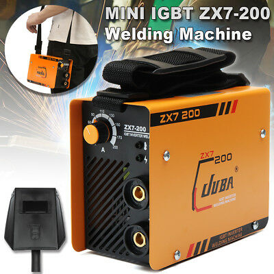 5.5kw 200A MIG Inverter Welder MMA/ARC Welding Machine ZX7-200 IGBT Copper Core