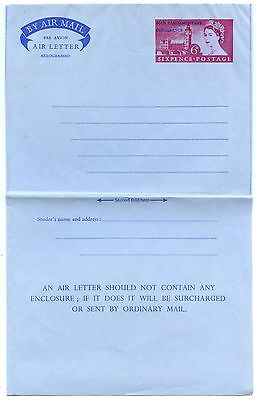 "Great Britain Air Letter / Aerogramme, H&G20, 6d. ""Parliamentary Conference"""
