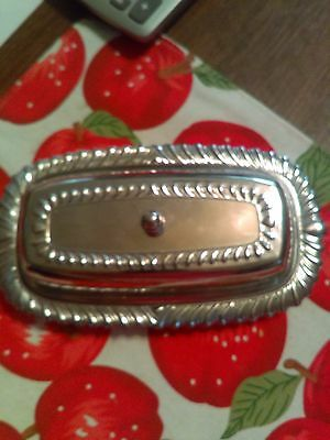 Irvin Ware Butter Dish