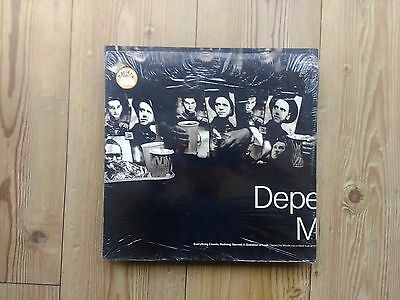 """Depeche Mode – Everything Counts, Nothing, Sacred : US Press 12"""" 1989 Mute Sire"""