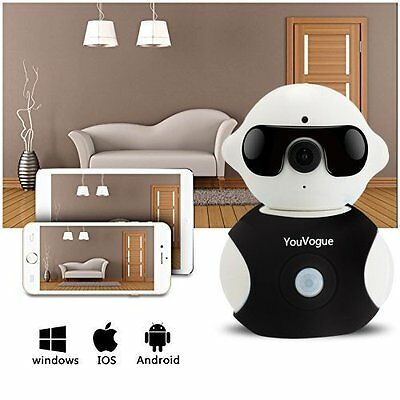 Baby Monitor Wireless Wifi IP Security Camera Night Vision Remote Surveillance