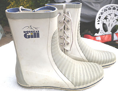Gill Dinghy Sailing Deck Boots Size 8
