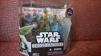 Star Wars 30th anniversary Droid Factory 5 of 6