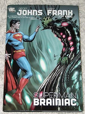 Superman: Brainiac HC (2009 DC)