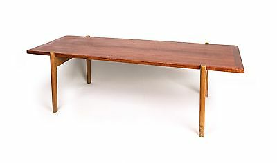1950's Hans J. Wegner designed reversible coffee table #JH575
