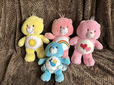 Care Bears Soft Toy Bundle