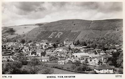 General View Knighton unused RP old pc Frith