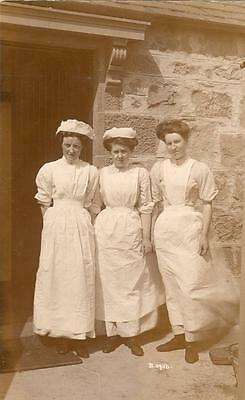 Lossiemouth Kate Cummings Annie Oliver Nellie Barker RP old pc