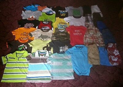 Great deal! 31pc boys 18mos summer lot.. Tcp, Carter's, Jumping Beans