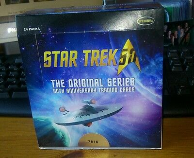Star Trek TOS 50th Anniversary Base Set Only
