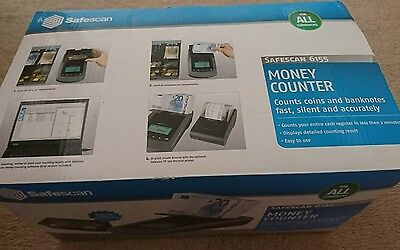 safescan 6155 money counter