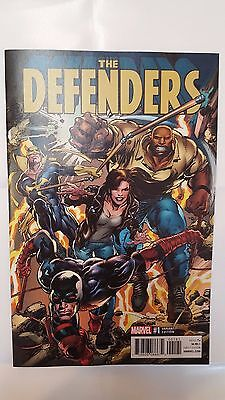 The Defenders #1 Variant Edition NM 1:25