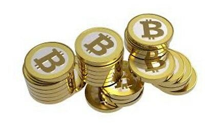 Bitcoin 0.01 (0.01 BTC) Direct to your Digital Wallet **Trusted Seller**