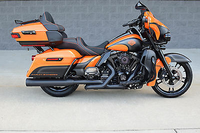 2016 Harley-Davidson Touring  2016 ULTRA LIMITED CUSTOM $15K IN XTRA'S!! 1 OF A KIND!! SCREAMIN EAGLE KILLER!!