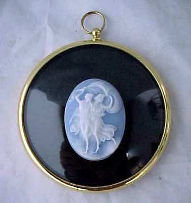 Miniature World Of Peter Bates Nymphs In Cameo