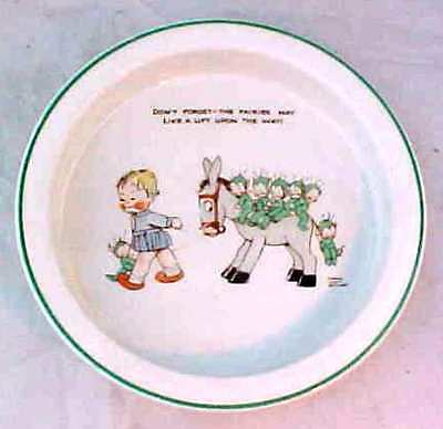 Shelley Nursery Childrens Feeding Bowl