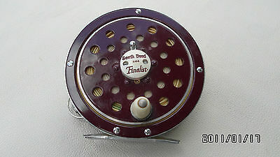 Vintage Gladding South Bend 1144 Single Action Fly Reel made in Japan w/line