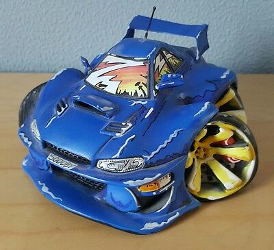 Speed Freaks Scoobie Subaru Impreza Hand Crafted Model