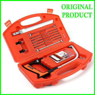 11 in 1 Multifunction Hand Saw Set Professional handsaw Wood Glass Metal Cutting