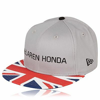McLaren Honda F1 Official Special Edition Silverstone cap 9Fifty -  Size M/L