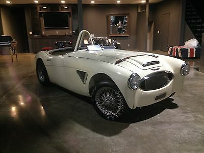 1958 Austin Healey Other BN6/100 1958 Austin Healey BN6/100 Race Car