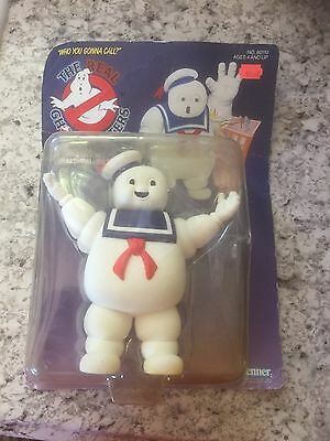 Vintage Ghostbusters 1986 Stay-puft Marshmallow Man In Box