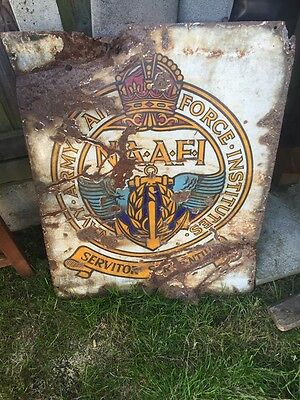 Vintage Original Collectible NAAFI army. Navy. Air Force 1940's