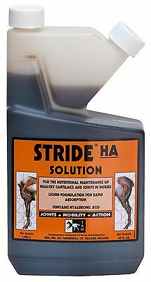 TRM Stride HA Solution 1,2l Joint Supplement for Horses & Ponies Fast Delivery