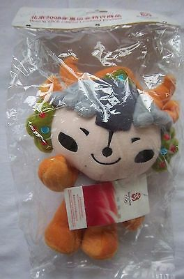 Orig.mascot   Olympic Games BEIJING 2008 - YINGYING // 24 cm // in Orig.pack  !!