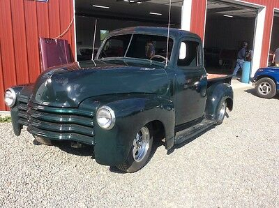 1950 Chevrolet Other Pickups Two door 1950 Chevy Truck Ratrod Project SHINY RAT!
