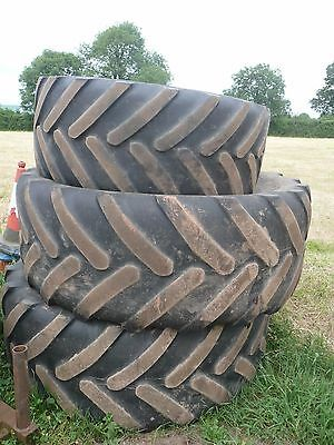 Michelin tractor tyres