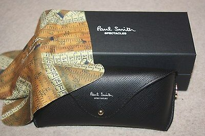 Stunning Paul Smith PS sunglasses glasses hard case black boxed new with cloth