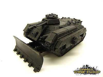 Warhammer 40K Imperial Guard Chimera Painted