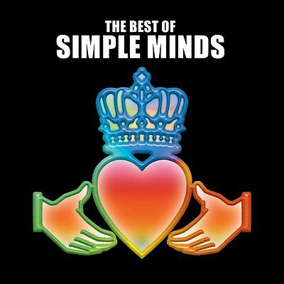 Simple Minds - The Best Of (2CD) (2001) CD NEW