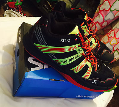 Salming Squash Shoes size 10 UK