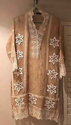 Agha Noor Latest 2017, M, Cotton Net