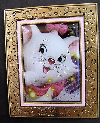 New Disney ARISTOCATS MARIE Pin ACME HOT ART Limited Release on Art Card #205