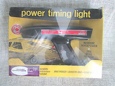 Vintage NEW IN BOX Indy Timing Light Model # 8101